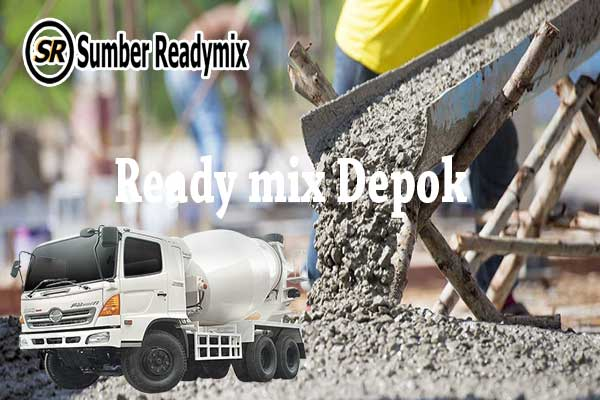 Harga Ready mix Depok, Harga Beton Ready mix Depok, Harga Beton Ready mix Depok Per m3 2021