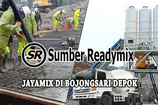 Harga Jayamix Bojongsari, Harga Beton Jayamix Bojongsari, Harga Beton Jayamix Bojongsari Per m3 2020