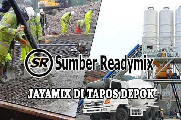 Harga Jayamix Tapos, Harga Beton Jayamix Tapos, Harga Beton Jayamix Tapos Per m3 2020