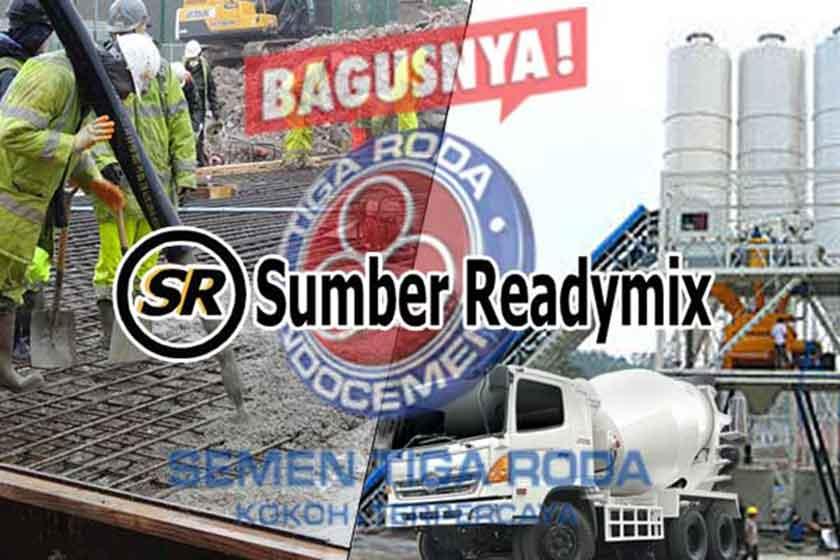 Harga Beton Ready Mix Tiga Roda