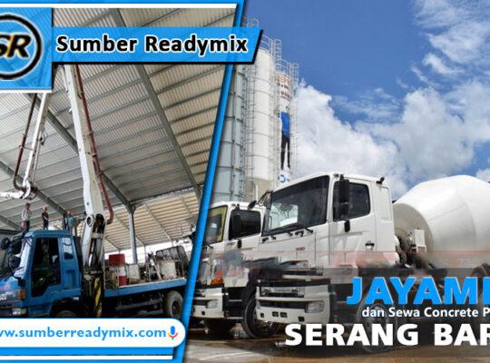 harga beton jayamix serang baru