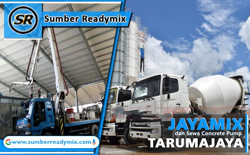 harga beton jayamix tarumajaya