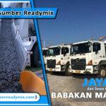 Harga Beton Jayamix Babakan Madang Per M3 Promo 2021