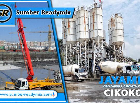harga beton jayamix cikokol