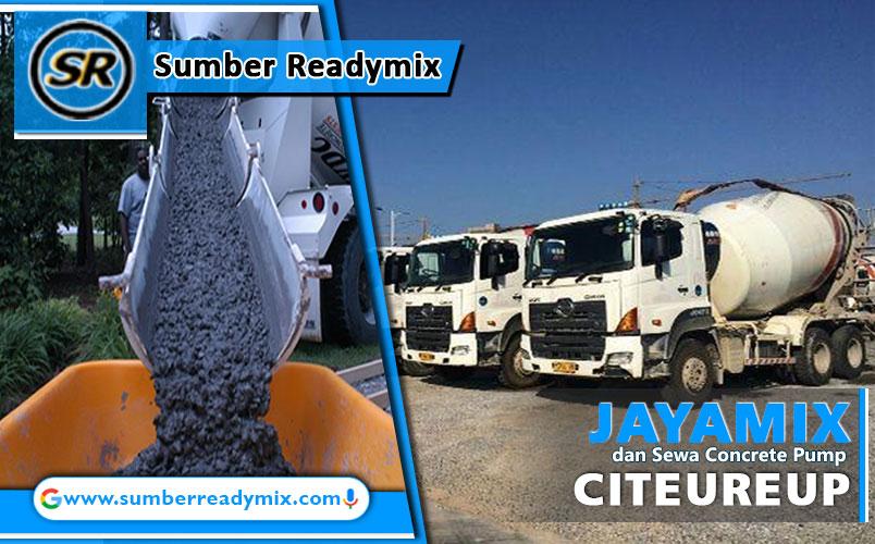 harga beton jayamix citeureup