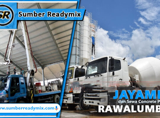 harga beton jayamix rawalumbu