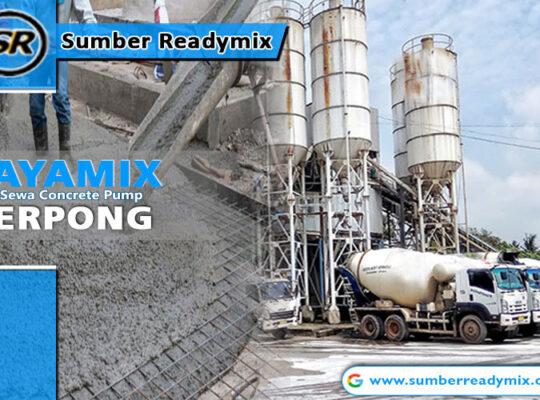harga beton jayamix serpong