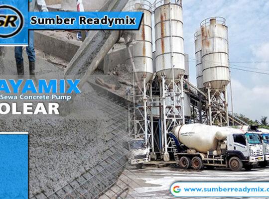 harga beton jayamix solear