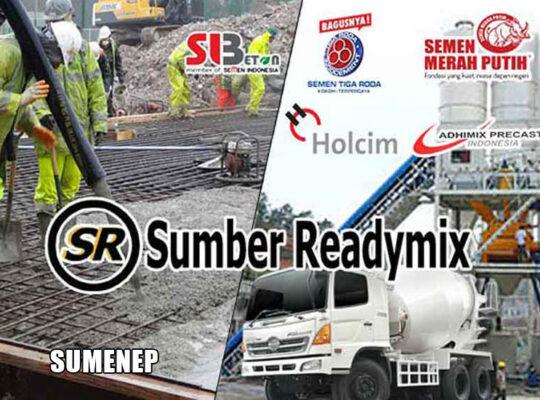 harga beton jayamix Sumenep